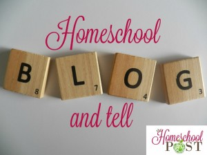 Adventures in Art - The Homeschool Post - Homeschool Blog and Tell