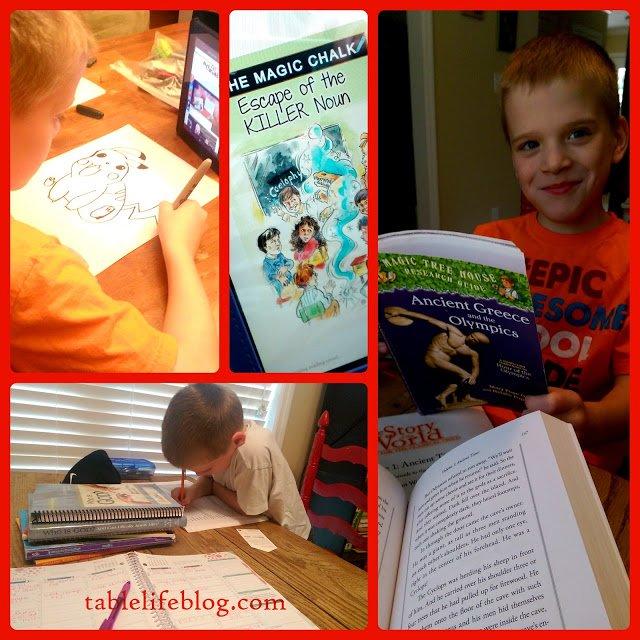 Story of the world greece homeschool