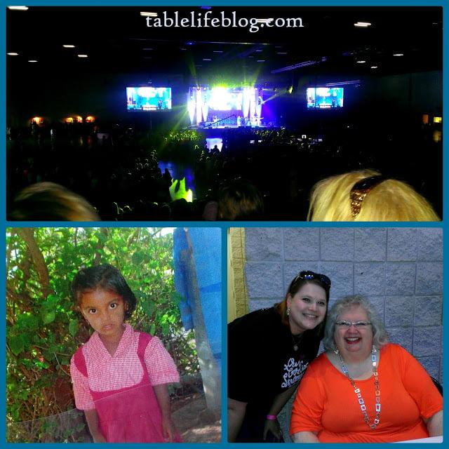 Women of Joy Stronger 2015 Myrtle Beach Compassion Worship Liz Curtis Higgs