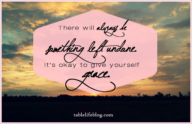 Working at Home While Homeschooling - It's okay to give yourself grace!