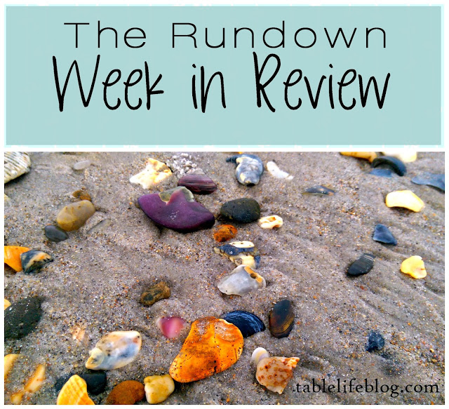 The Rundown: Week in Review - Homeschool Wrap UP