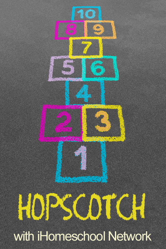 iHomeschool Network Hopscotch 2015 - Make Over Your Homeschool Budget - 5 Ways and 5 Days