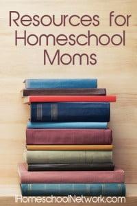 Resources for Homeschool Moms - Homeschool Helpers - Favorite Supplement Sites