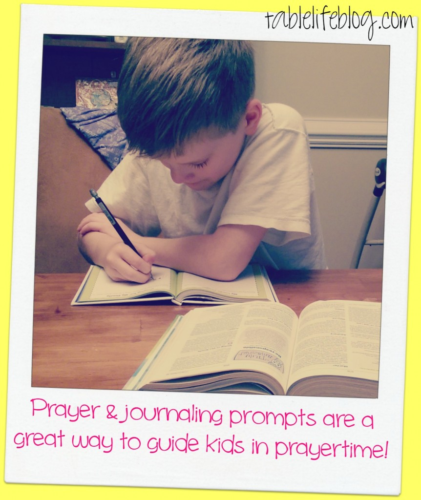 Prayer Works Review and Giveaway - Looking for something to guide your kids with their prayer lives? This is it!