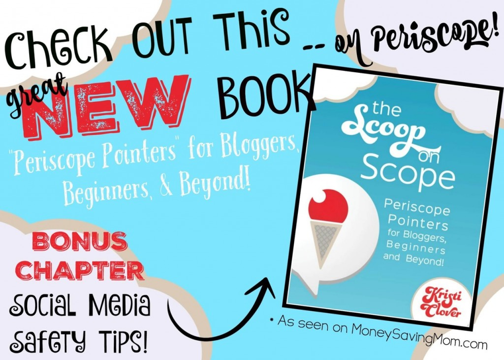 Periscope 101: A Review of The Scoop on Scope by Kristi Clover