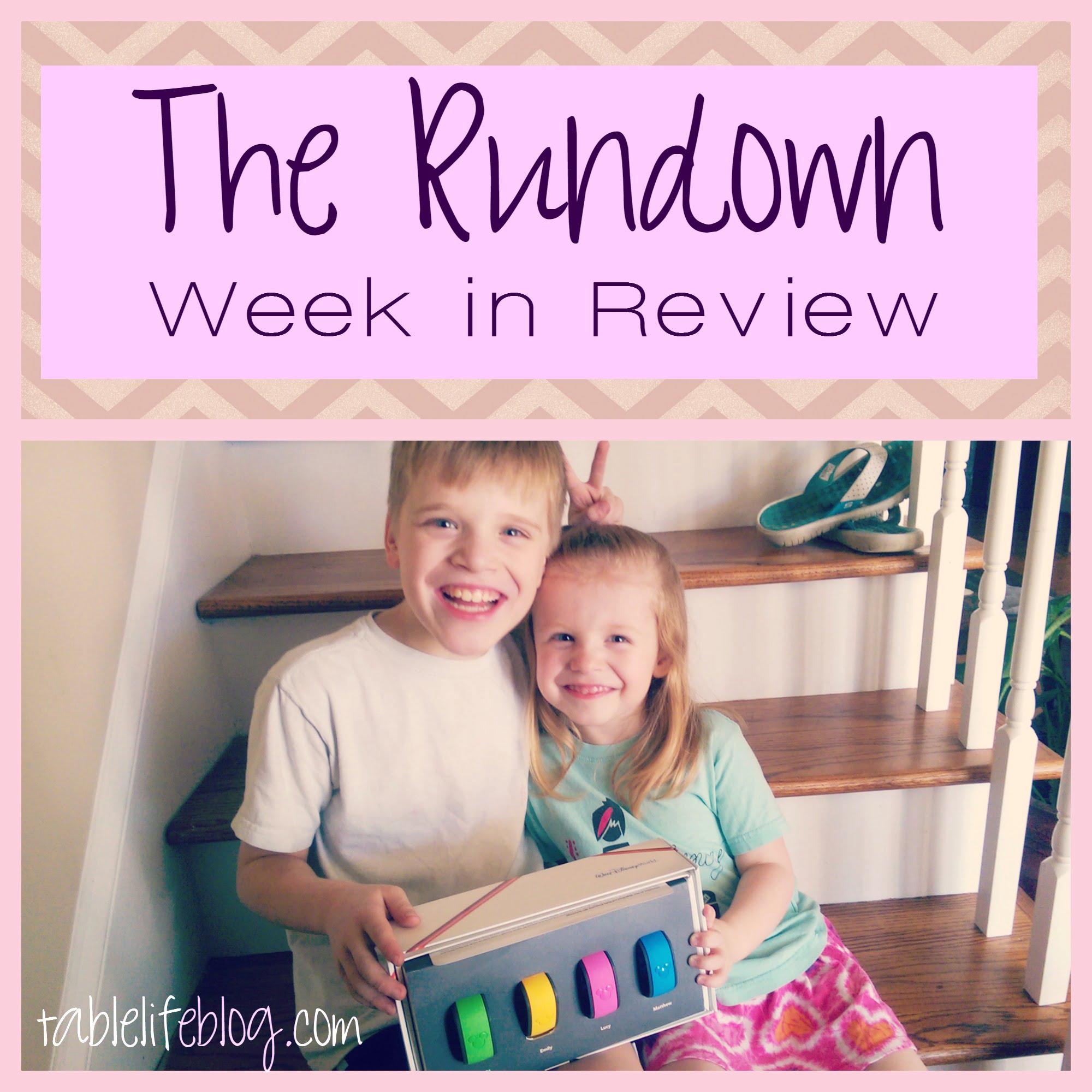 The Rundown - Week in Review - Week 10