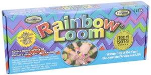 Christmas Gifts Kids Can Make - Rainbow Loom - Buy now on Amazon