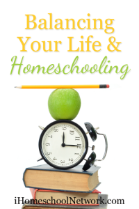 Keeping the Balance Between Homeschool and Church (From iHomeschool Network's Balancing Your Life & Homeschooling)