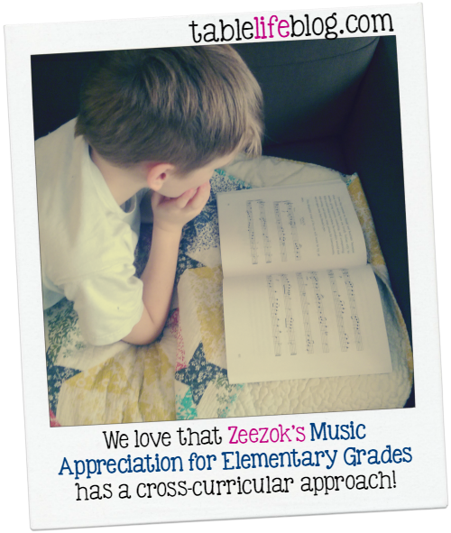 Music Appreciation for Homeschool Families with Zeezok Publishing