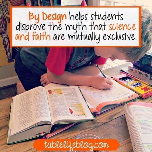 By Design: A Faith-Based Science Curriculum