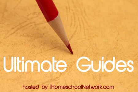 Ultimate Guides from iHomeschool Network - Ultimate Guide to Preschool at Home - Help for homeschooling preschool