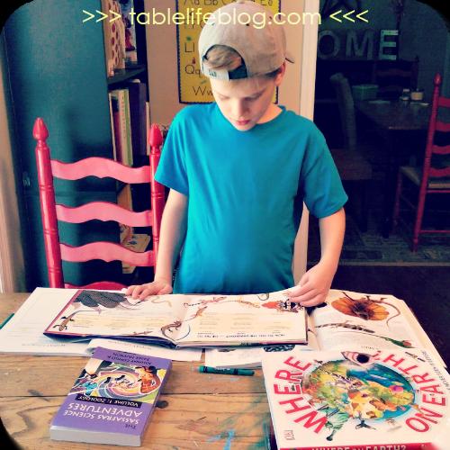 6th Grade Curriculum Choices for Homeschool - Sassafras Science