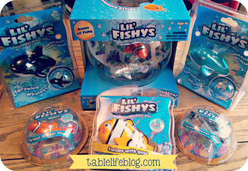 Easy Preschool Ocean Unit - Lil Fishys
