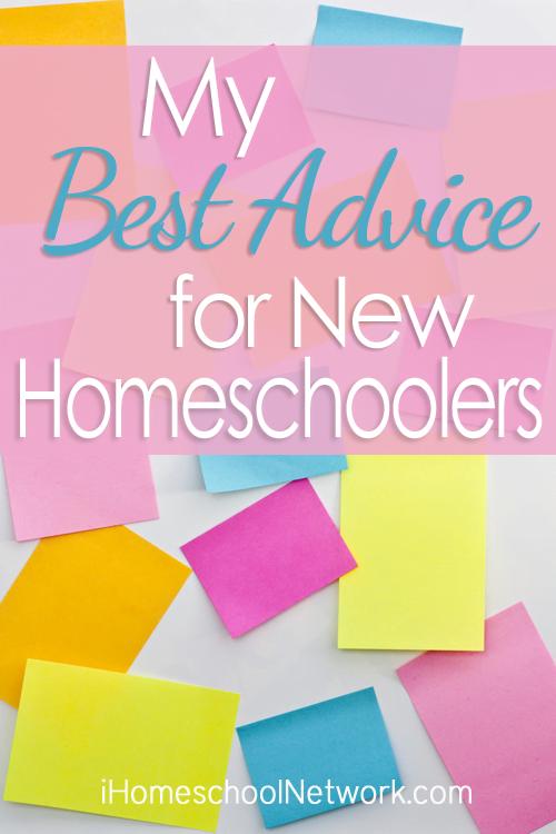 Ten Best Tips for New Homeschoolers