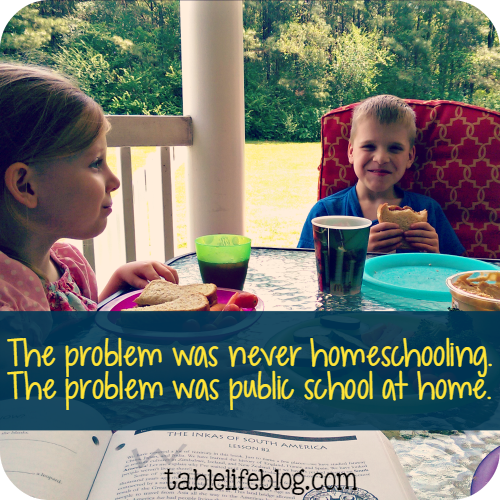 Homeschool Regrets: What I'd Go Back and Change