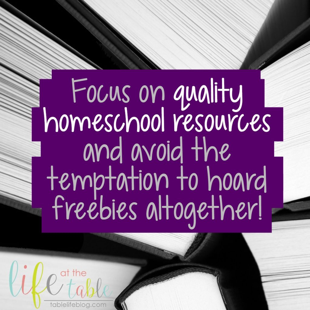 Confessions of a Homeschool Freebie Hoarder - The Mystery of History