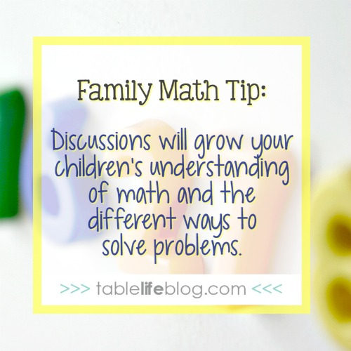 6 Tips for Successful Family Math Lessons