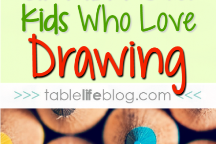 Drawing Gifts for Kids - Ideas to Inspire Your Artist