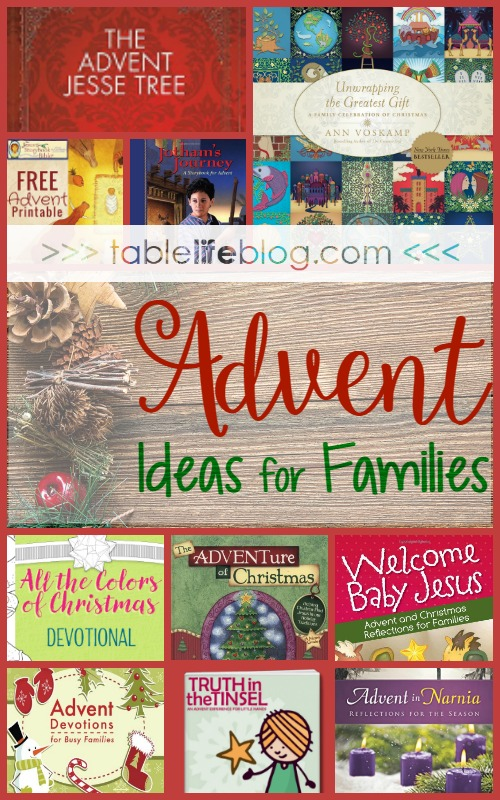 Advent Ideas for Families