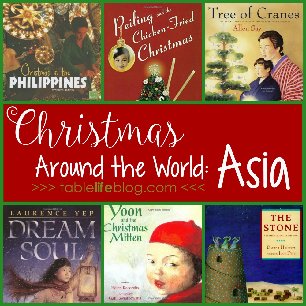 Christmas Around the World - Christmas in Asia