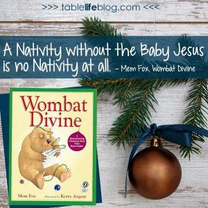 Wombat Divine Quote