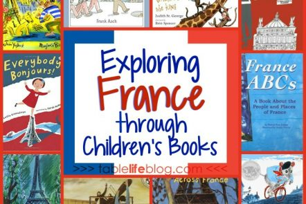 Our Favorite Children's Books about France