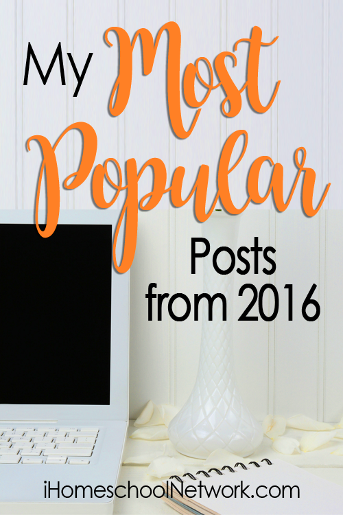 2016 Reader Favorites ~ The Most-Read Posts from TableLifeBlog