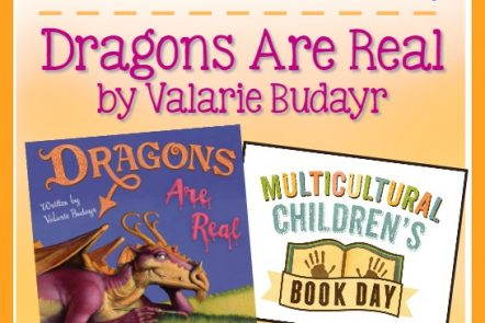 Multicultural Children's Book Day 2017: Dragons Are Real