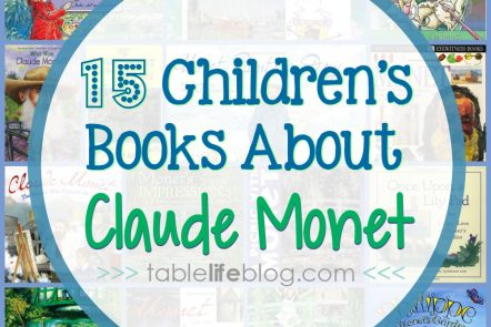 15 Favorite Children's Books About Claude Monet