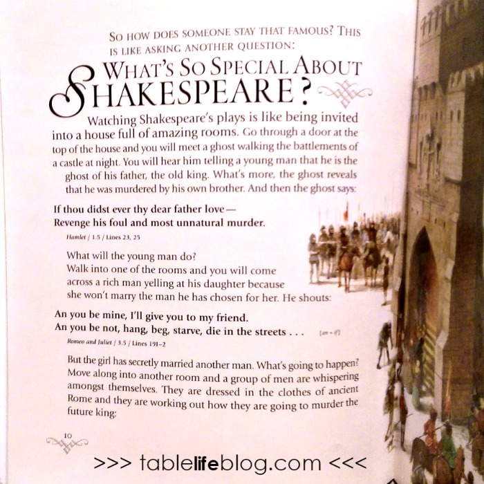 Shakespare: His Work and His World - A Great Way to Introduce Shakespeare