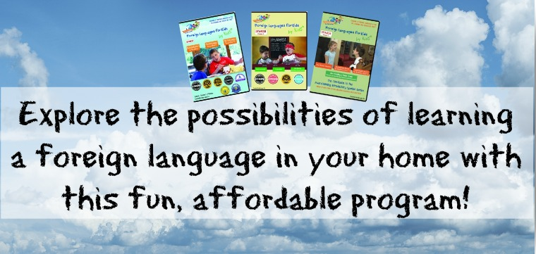Easy Summer Learning Ideas - Foreign Languages for Kids by Kids