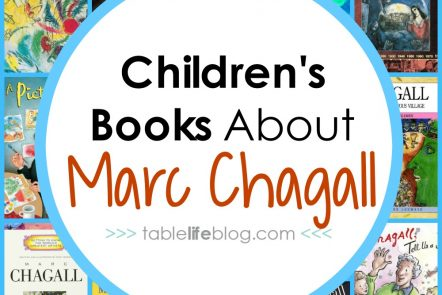 12 Children's Books About Marc Chagall