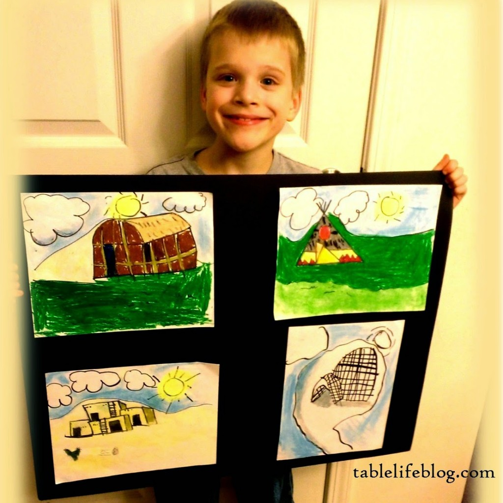 Adventures in Art: using Draw Write Now in homeschool history