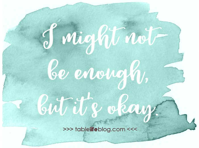 Philippians for the Homeschool Heart ~ I might not be enough