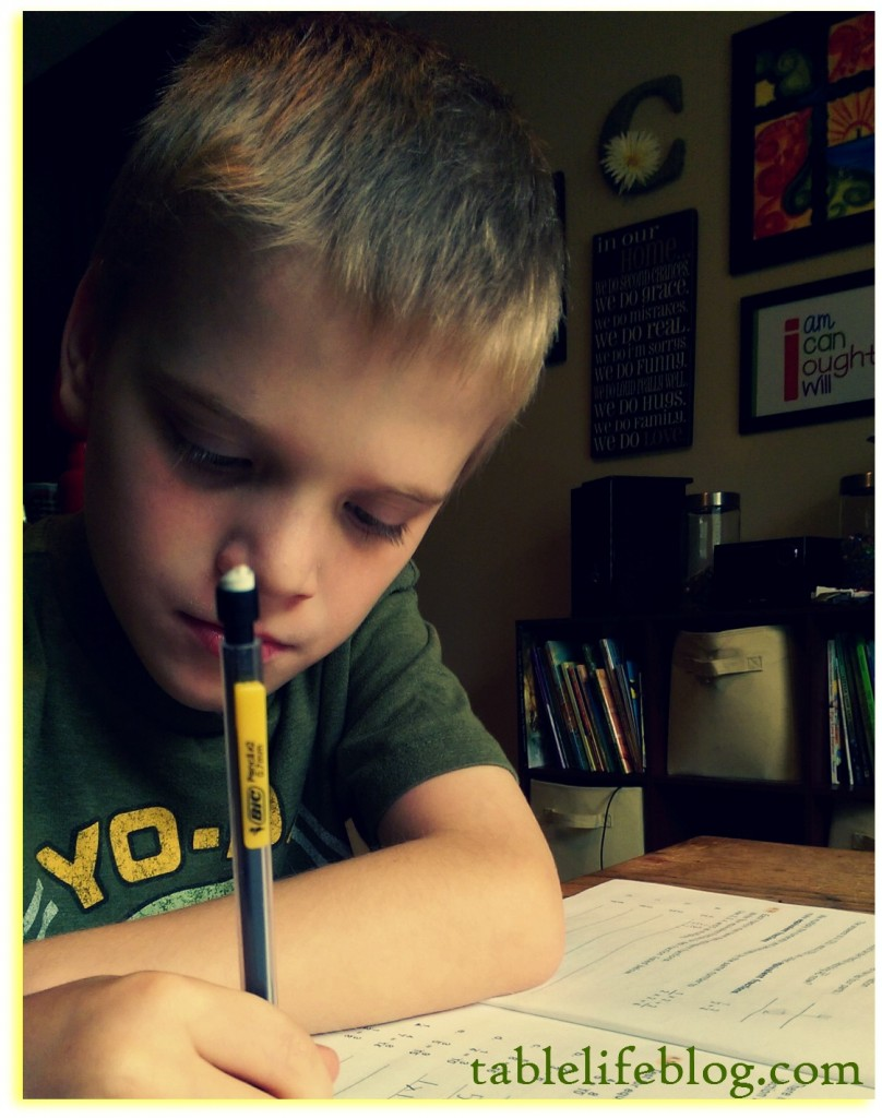 5th Grade Curriculum Choices