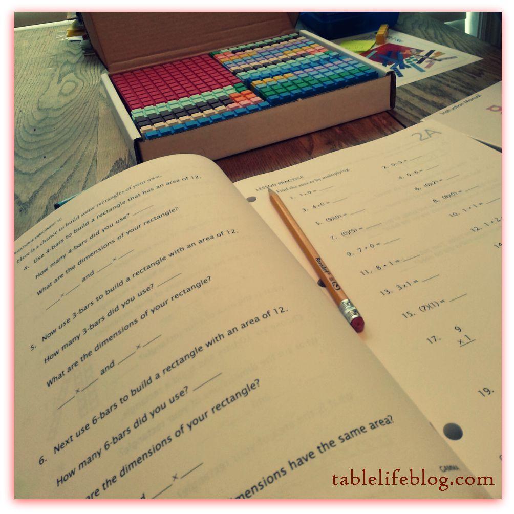 Summer Schooling - Homeschool Math Through Their Eyes