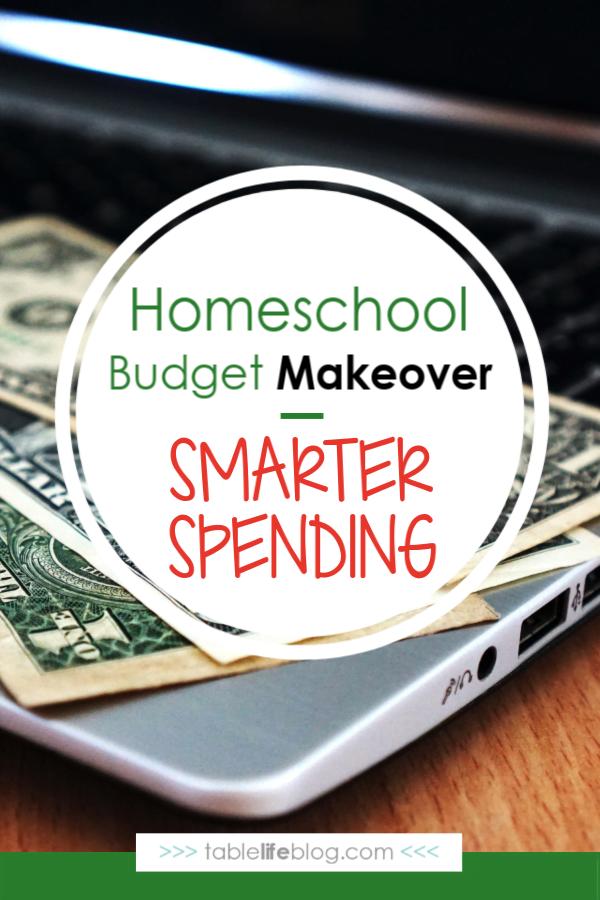 Make Over Your Homeschool Budget: Shopping Smarter