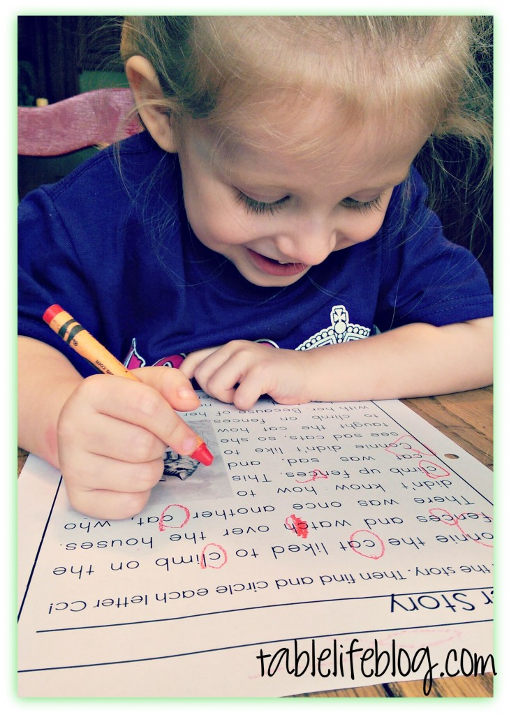 Preschool Learning Letter by Letter - The Letter Stories in Knowledge Box Central's Preschool Learning Letter by Letter are a great way to encourage letter recognition in prereaders.