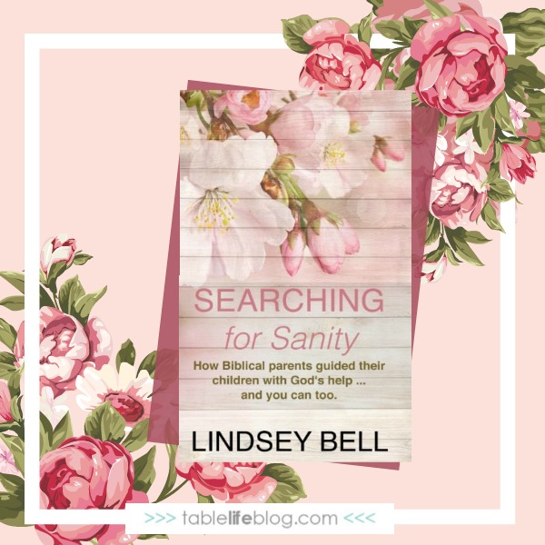 Book Review: Searching for Sanity by Lindsey Bell