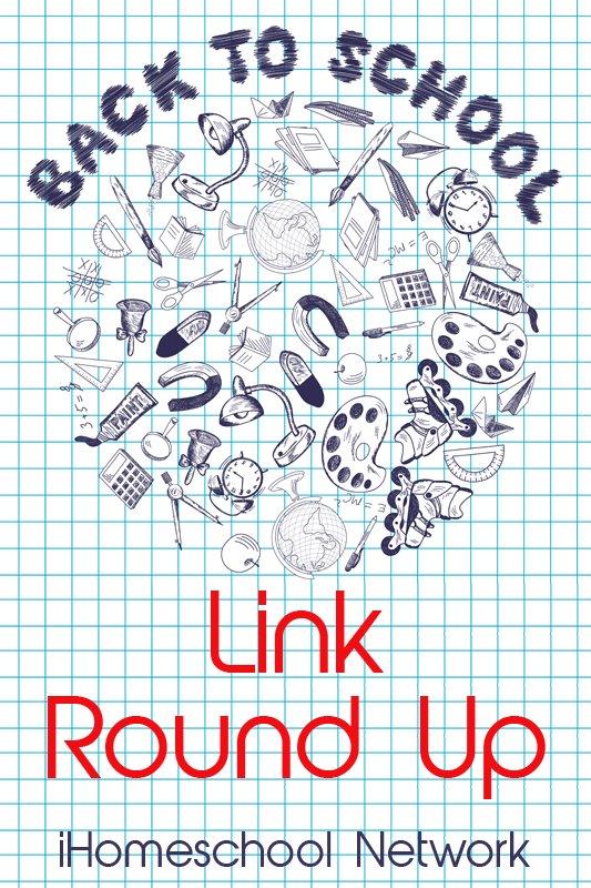 iHomeschool Network Link Round up