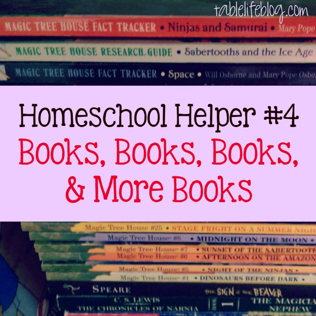 Homeschool Helpers - Our Favorite Day to Day Resources
