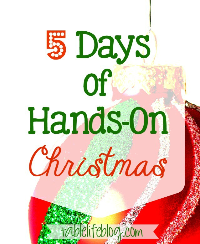 5 Days of Hands-On Christmas