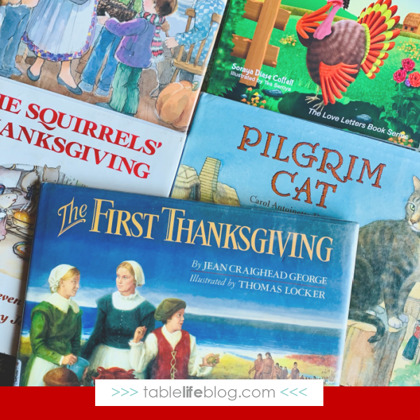What to Read: Our 10 Favorite Thanksgiving Books for Kids