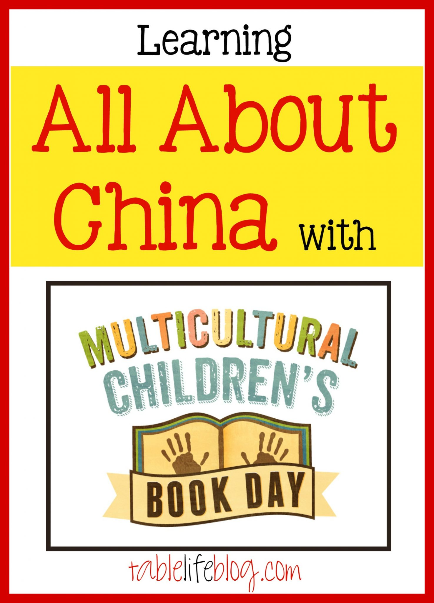Learning All About China with Multicultural Children's Book Day