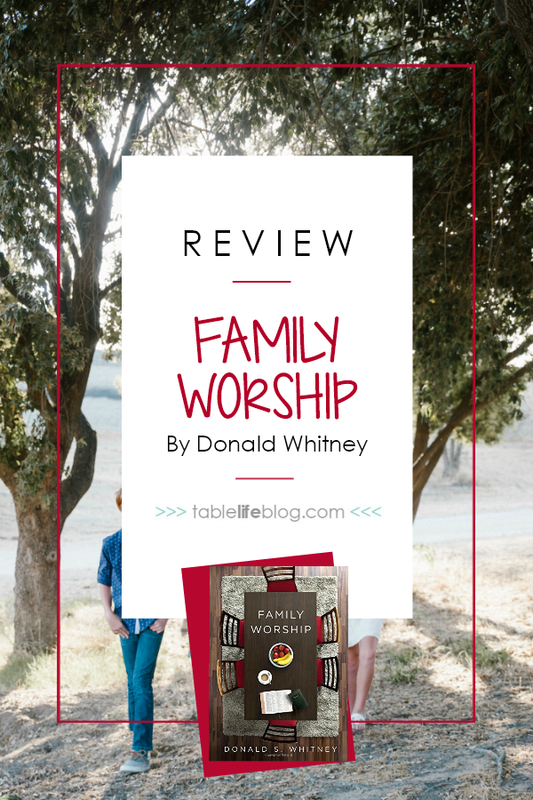 Putting Faith in Action - A Review of Family Worship