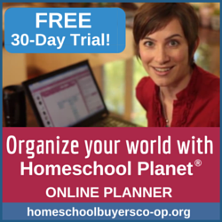 How an Online Homeschool Planner Won Me Over - Homeschool Planet Review