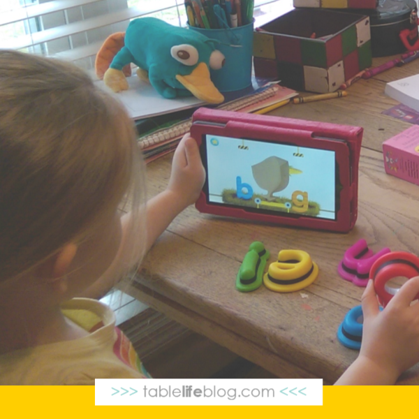 FREE Kindle Apps for Preschoolers