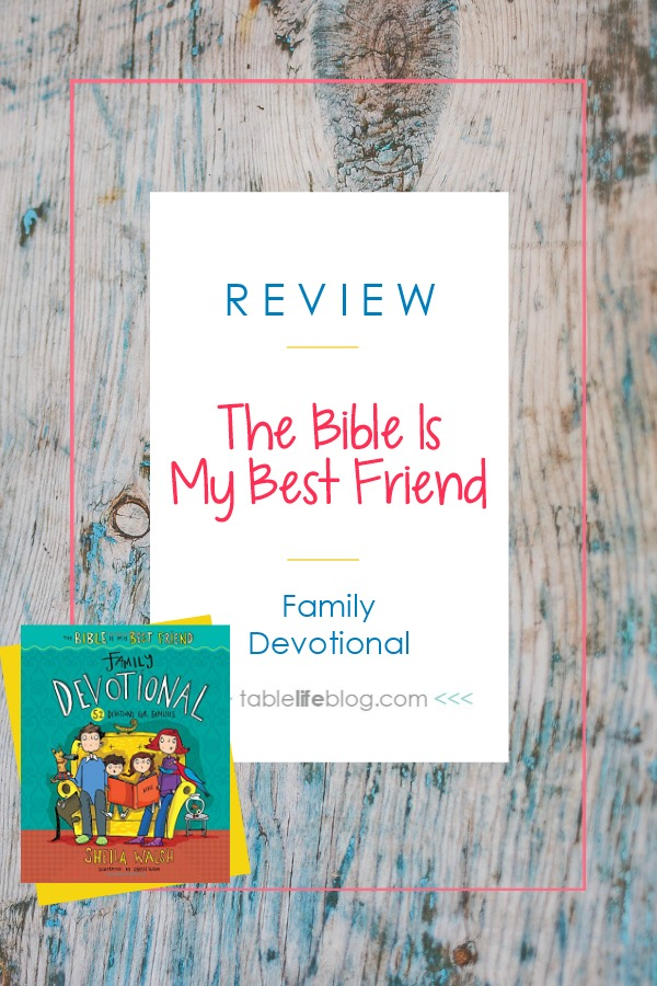 No-Stress Family Devotions: The Bible Is My Best Friend Review