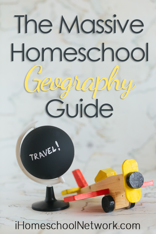 Resources for Teaching Homeschool Geography