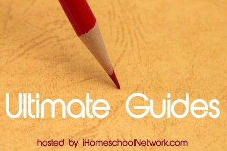 Ultimate Guides from iHomeschool Network - Ultimate Guide to Preschool at Home - Help for homeschooling preschool